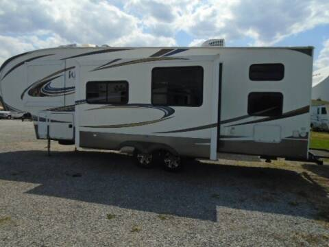 2014 Forest River Wildcat 312 QBX for sale at Lee RV Center in Monticello KY
