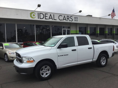 2011 RAM Ram Pickup 1500 for sale at Ideal Cars in Mesa AZ