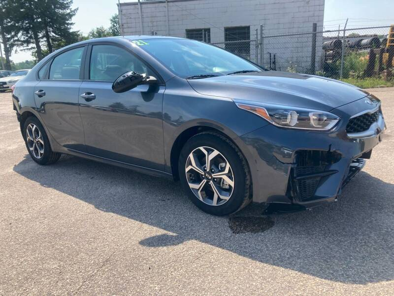 2021 Kia Forte for sale at SUNSET CURVE AUTO PARTS INC in Weyauwega WI