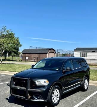 2014 Dodge Durango for sale at ONE NATION AUTO SALE LLC in Fredericksburg VA