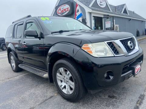 2009 Nissan Pathfinder for sale at Cape Cod Carz in Hyannis MA
