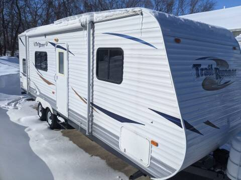 2011 TRAILRUNNER 26FQB for sale at AmericAuto in Des Moines IA