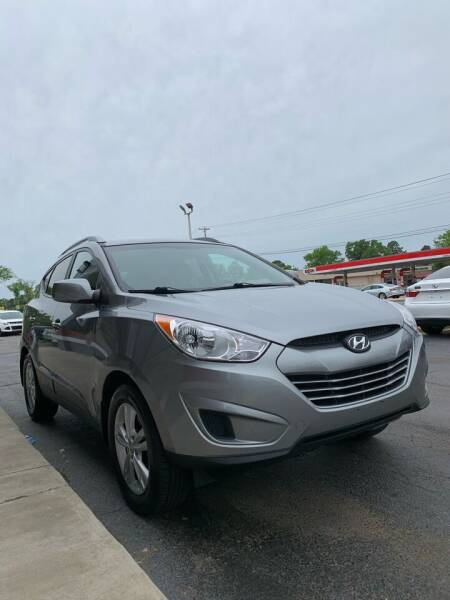 2011 Hyundai Tucson for sale at City to City Auto Sales in Richmond VA