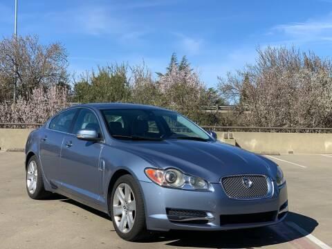 2009 Jaguar XF for sale at AutoAffari LLC in Sacramento CA