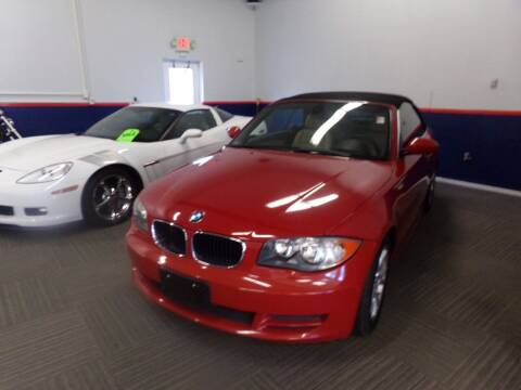 2008 BMW 1 Series for sale at Pool Auto Sales Inc in Spencerport NY