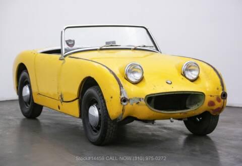 1960 Austin-Healey Bug Eye