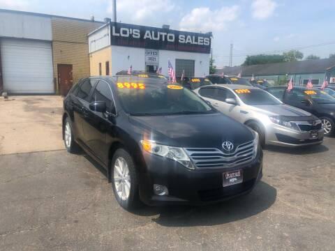 2009 Toyota Venza for sale at Lo's Auto Sales in Cincinnati OH