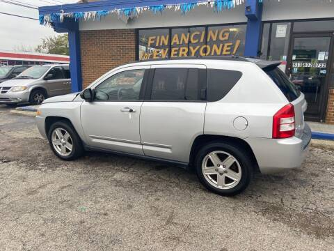 2010 Jeep Compass for sale at Duke Automotive Group in Cincinnati OH