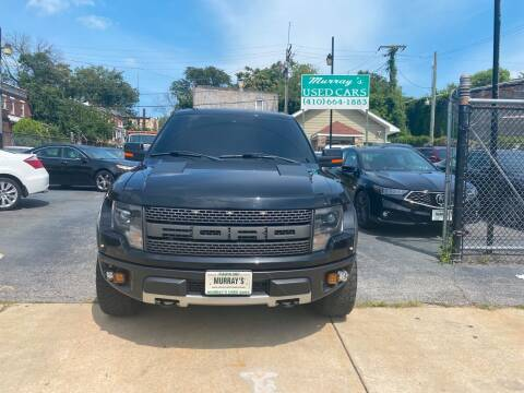 2014 Ford F-150 for sale at Murrays Used Cars in Baltimore MD