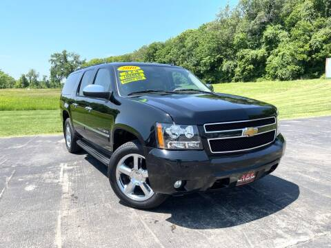 2010 Chevrolet Suburban for sale at A & S Auto and Truck Sales in Platte City MO
