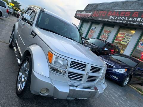 2009 Dodge Nitro for sale at Washington Auto Group in Waukegan IL
