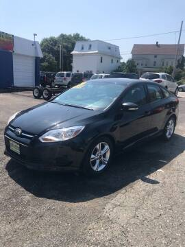 2014 Ford Focus for sale at Worldwide Auto Sales in Fall River MA