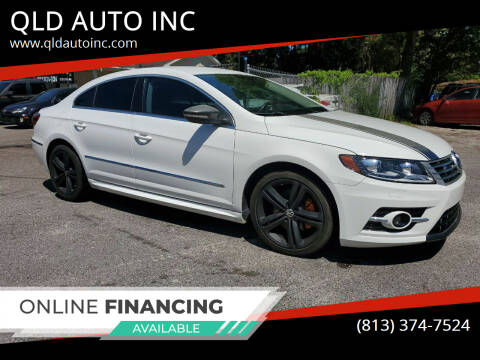 2014 Volkswagen CC for sale at QLD AUTO INC in Tampa FL