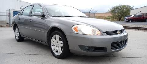 2006 Chevrolet Impala for sale at AUTOMOTIVE SOLUTIONS in Salt Lake City UT