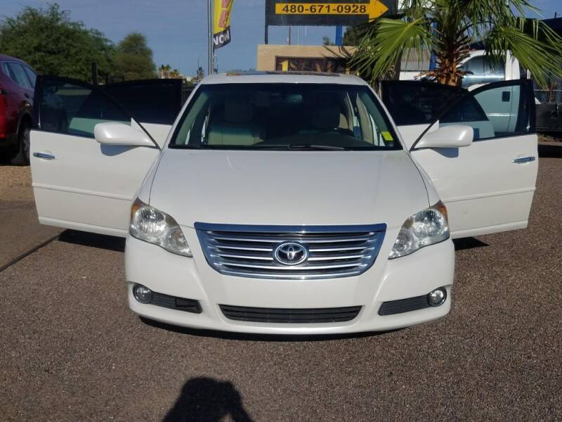 2010 Toyota Avalon for sale at 1ST AUTO & MARINE in Apache Junction AZ