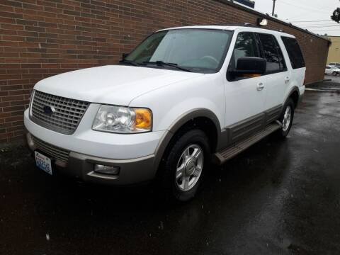 2003 Ford Expedition for sale at South Tacoma Motors Inc in Tacoma WA
