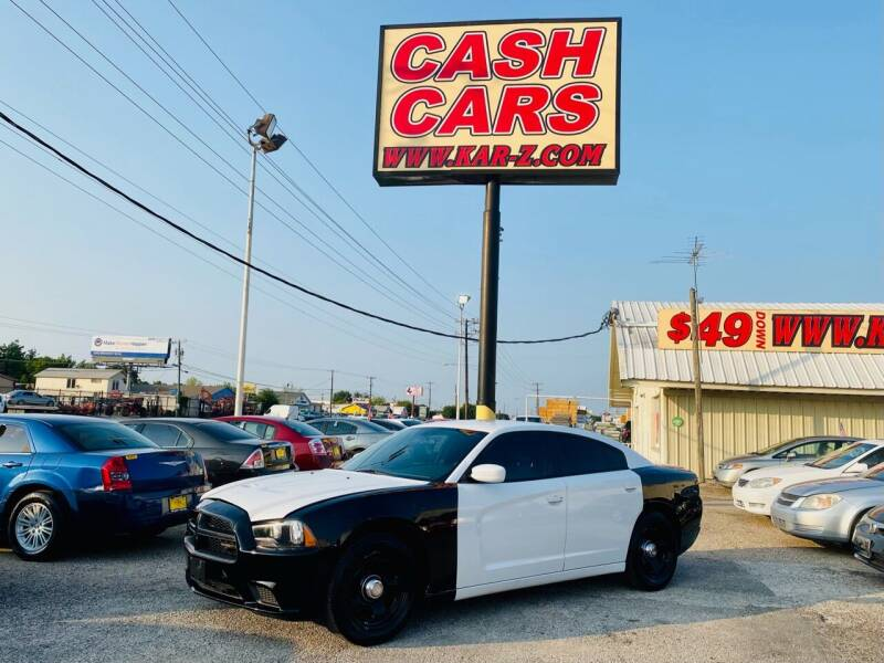 2012 Dodge Charger for sale at www.CashKarz.com in Dallas TX