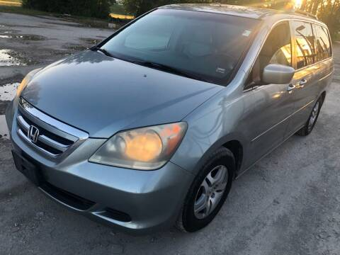 2006 Honda Odyssey for sale at Supreme Auto Gallery LLC in Kansas City MO