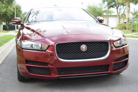 2017 Jaguar XE for sale at Monaco Motor Group in Orlando FL