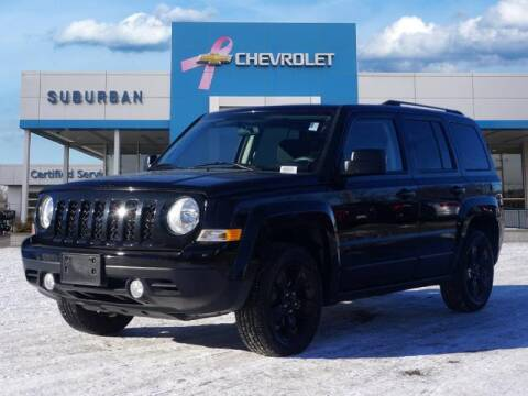 2015 Jeep Patriot for sale at Suburban Chevrolet of Ann Arbor in Ann Arbor MI