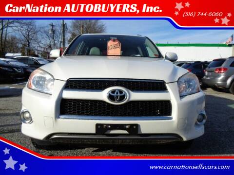 2012 Toyota RAV4 for sale at CarNation AUTOBUYERS, Inc. in Rockville Centre NY