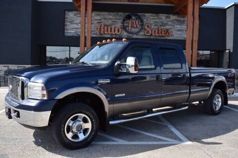 2006 Ford F-250 Super Duty for sale at JW Auto Sales LLC in Harrisonburg VA