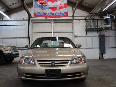 2001 Honda Accord for sale at FUN 2 DRIVE LLC in Albuquerque NM