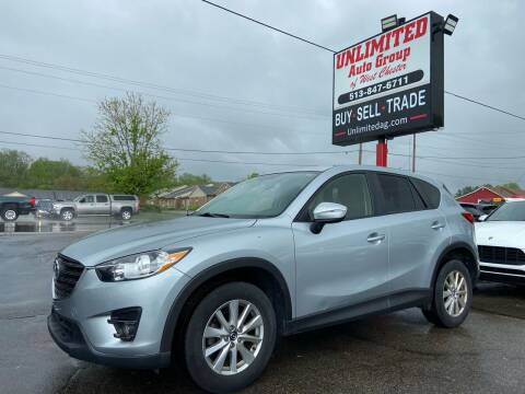 2016 Mazda CX-5 for sale at Unlimited Auto Group in West Chester OH