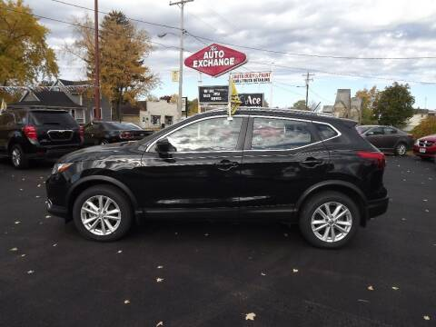 2017 Nissan Rogue Sport for sale at The Auto Exchange in Stevens Point WI