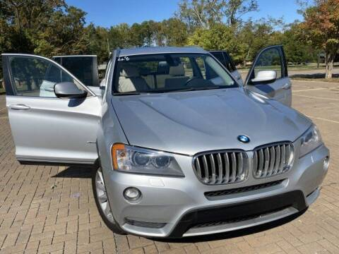 2011 BMW X3 for sale at JES Auto Sales LLC in Fairburn GA