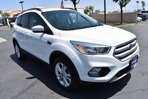 2018 Ford Escape for sale at DIAMOND VALLEY HONDA in Hemet CA