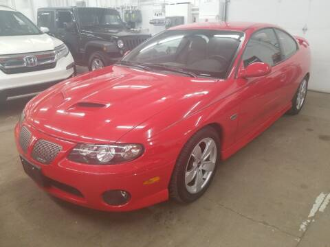 2006 Pontiac GTO for sale at The Car Buying Center in St Louis Park MN