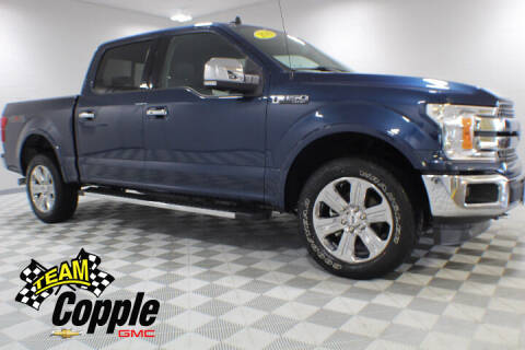 2019 Ford F-150 for sale at Copple Chevrolet GMC Inc in Louisville NE