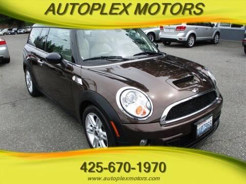 2011 MINI Cooper Clubman for sale at Autoplex Motors in Lynnwood WA