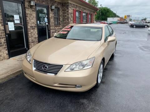 2008 Lexus ES 350 for sale at Smyrna Auto Sales in Smyrna TN