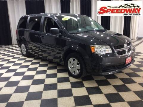 2012 Dodge Grand Caravan for sale at SPEEDWAY AUTO MALL INC in Machesney Park IL
