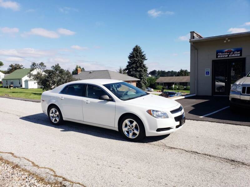 2011 Chevrolet Malibu for sale at Hackler & Son Used Cars in Red Lion PA