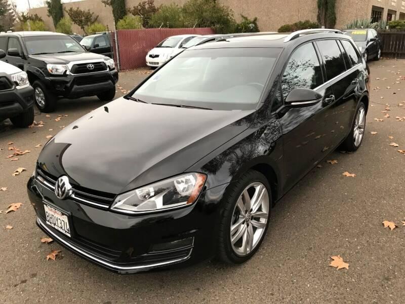 2015 Volkswagen Golf SportWagen for sale at C. H. Auto Sales in Citrus Heights CA