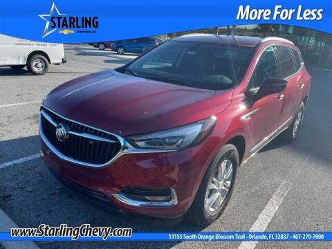2021 Buick Enclave for sale at Pedro @ Starling Chevrolet in Orlando FL