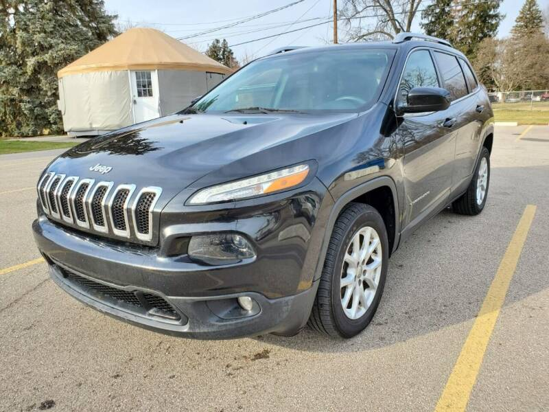 2016 Jeep Cherokee for sale at Affordable Auto Sales in Toledo OH