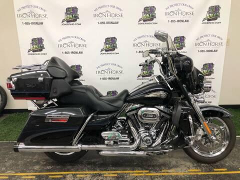 2013 Harley-Davidson FLHTCUSE ANNIVERSARY