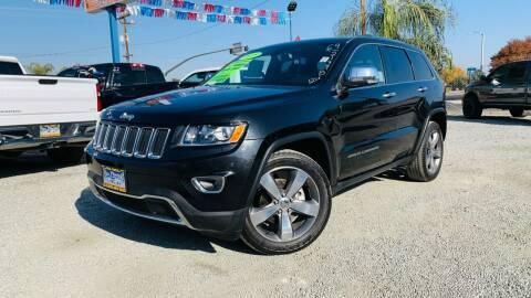 2015 Jeep Grand Cherokee for sale at LA PLAYITA AUTO SALES INC - Tulare Lot in Tulare CA