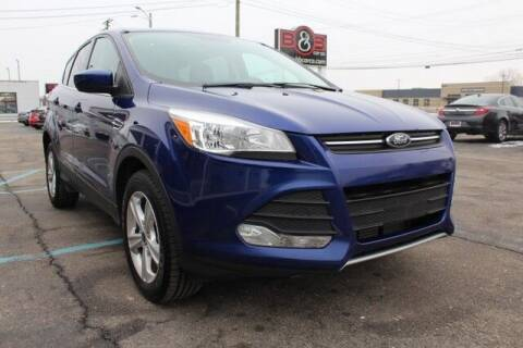 2015 Ford Escape for sale at B & B Car Co Inc. in Clinton Twp MI