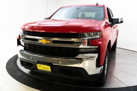 2019 Chevrolet Silverado 1500 for sale at AUTOMAXX MAIN in Orem UT