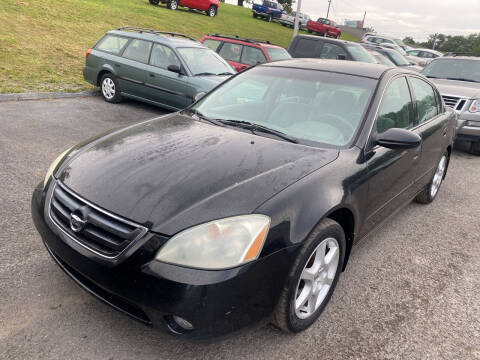 2004 Nissan Altima for sale at Ball Pre-owned Auto in Terra Alta WV