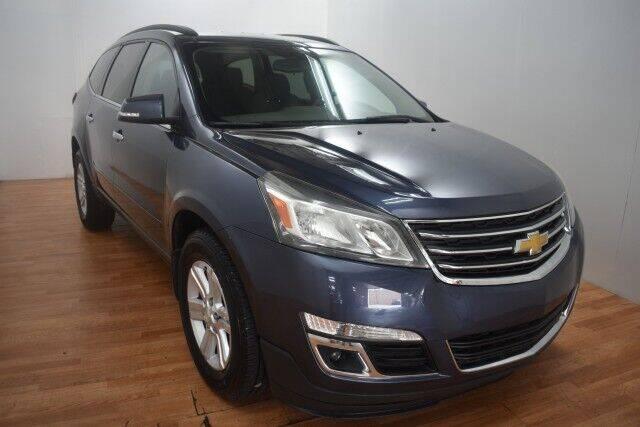2013 Chevrolet Traverse for sale at Paris Motors Inc in Grand Rapids MI