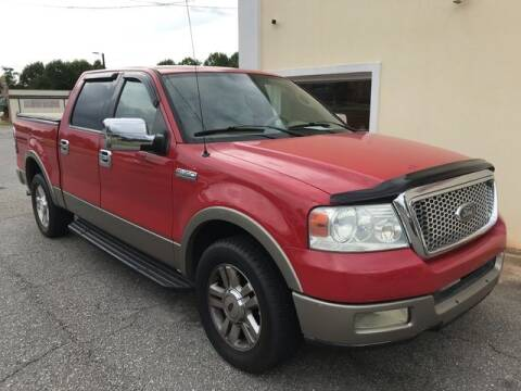 2004 Ford F-150 for sale at Deluxe Auto Group Inc in Conover NC