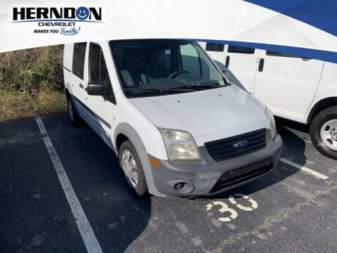 2013 Ford Transit Connect for sale at Herndon Chevrolet in Lexington SC