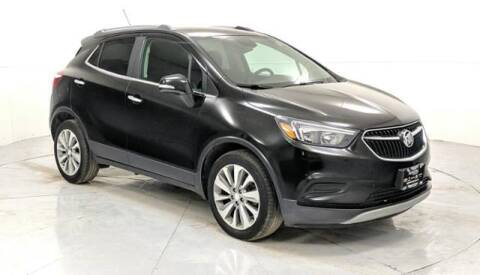 2018 Buick Encore for sale at ROGERS  AUTO  GROUP in Chicago IL