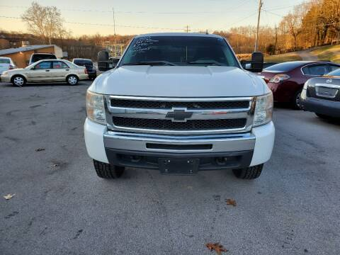 2009 Chevrolet Silverado 1500 for sale at DISCOUNT AUTO SALES in Johnson City TN